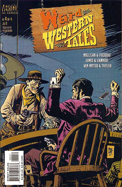 WEIRD WESTERN TALES 4 of 4