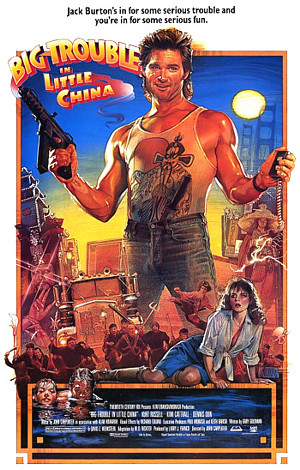 Big Trouble In Little China movie review