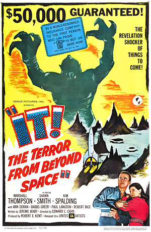 IT! THE TERROR FROM BEYOND SPACE