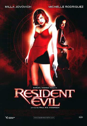 Resident Evil - no weapons