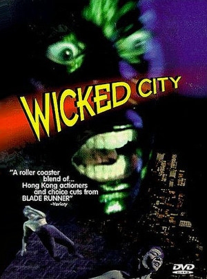 Wicked City 1992 DVD
