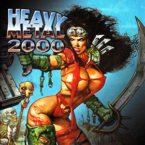 Heavy Metal 2000 soundtrack