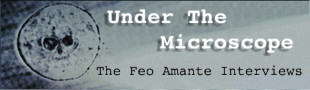 Under the Microscope: The Feo Amante Interviews